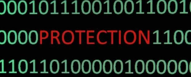 Graphic illustrating data protection