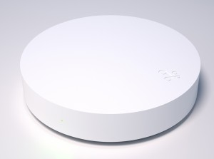 Acting as the hub of the wireless spectrum surveillance network is the amera device.