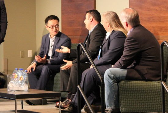 Gabriel Woo, VP innovation technology & operations, RBC