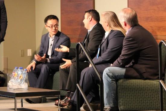 Gabriel Woo, VP innovation technology & operations, RBC