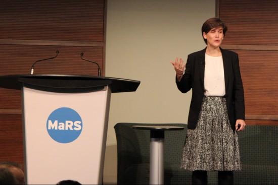 Kathryn Willson, director, Microsoft CityNext
