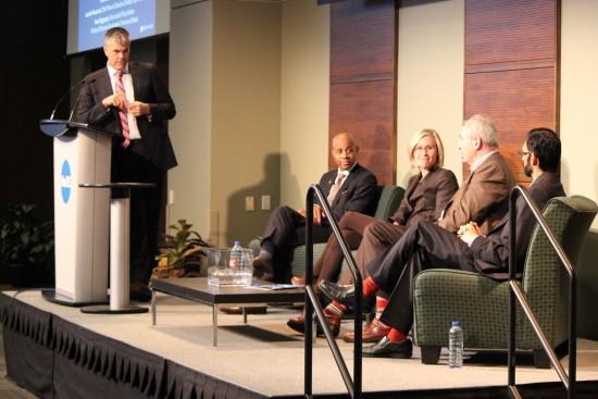Moving Toronto Forward - Technicity panel