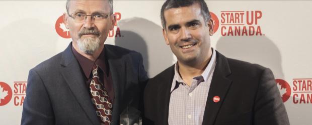 RtTech Startup Canada award