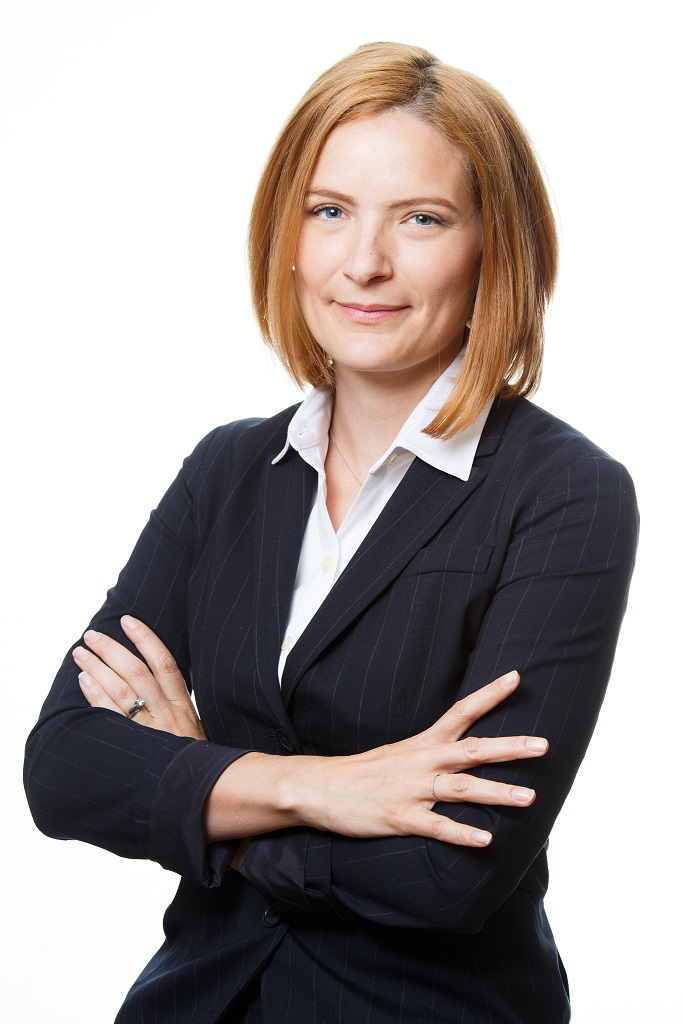 Suzie Smibert, Chief Information Security Officer at Finning International