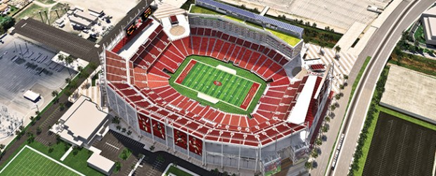 levi stadium San Francisco render