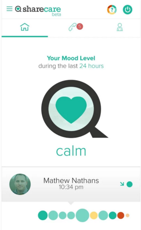 Sharecare beta aims to find out how stressed you are based on your voice during phone calls.