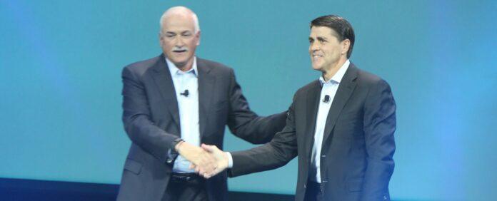 IBM VMware cloud partnership