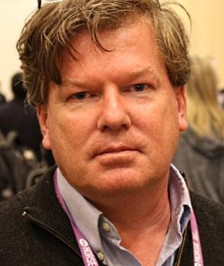 Patrick Gorman at RSA