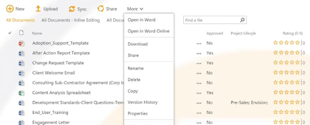 Latest SharePoint Release Inspired By Cloud Infrastructure Office 365 Experience