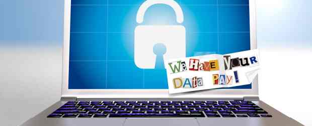 ransomware, blackmail