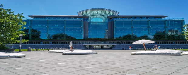 UBC's Koerner Library building