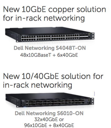 Dell zeroes in software-defined data centre model with new