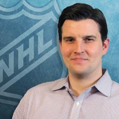 Chris Foster, digital business development director for the NHL