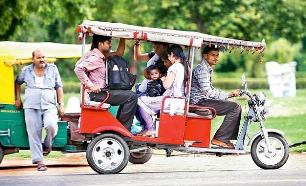 Smart e-rickshaws deliver affordability & last mile connectivity