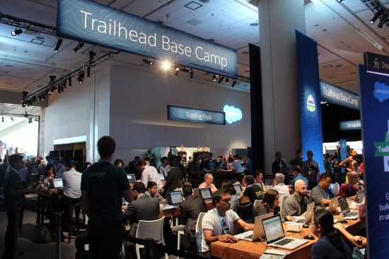 Salesforce developers - Trailhead