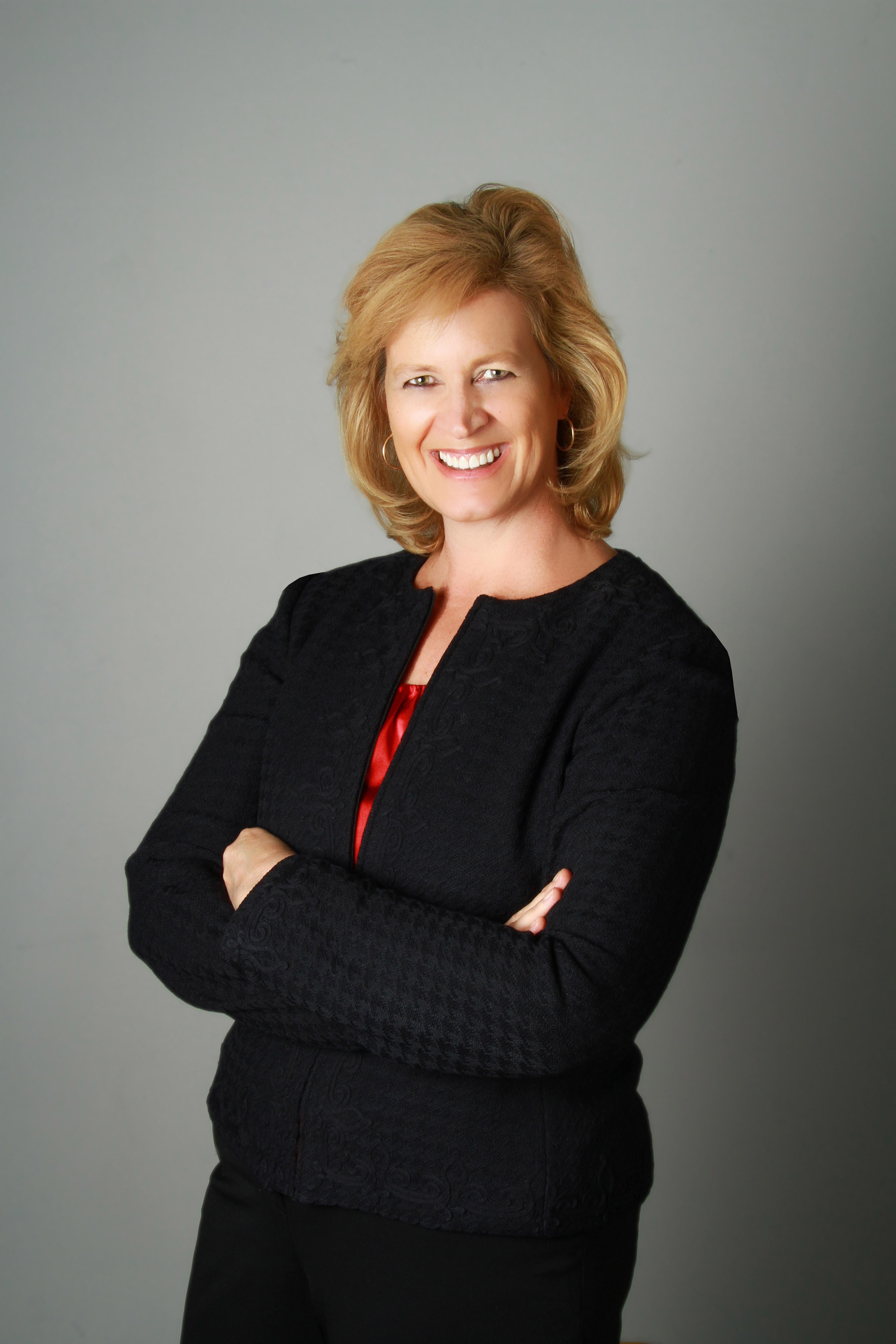 Janet Kennedy, president of Microsoft Canada
