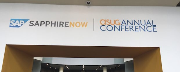 More than 20,000 attendees at SAP's 28th SapphireNow conference in Orlando, Florida