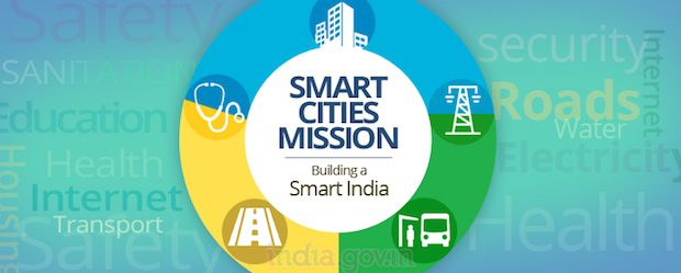 India's Smart Cities Mission project