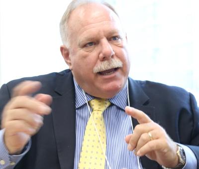 David Ostertag, Verizon