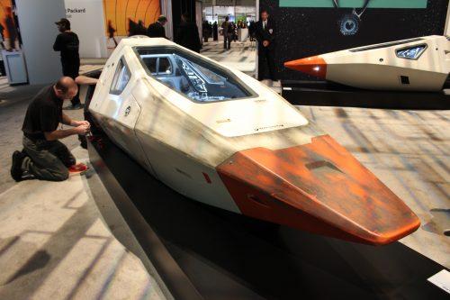 Start Trek Beyond shuttle
