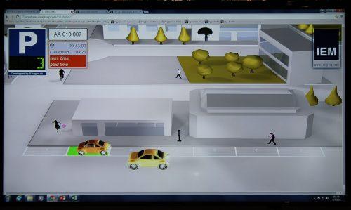 Parking IoT