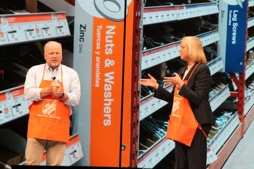 Home Depot CIO - Meg Whitman