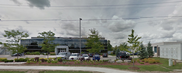 The Trustwave Canada office in Waterloo, Ontario