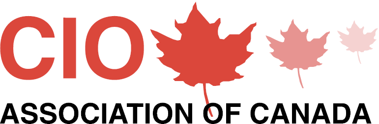 CIO Association of Canada logo CIOCAN