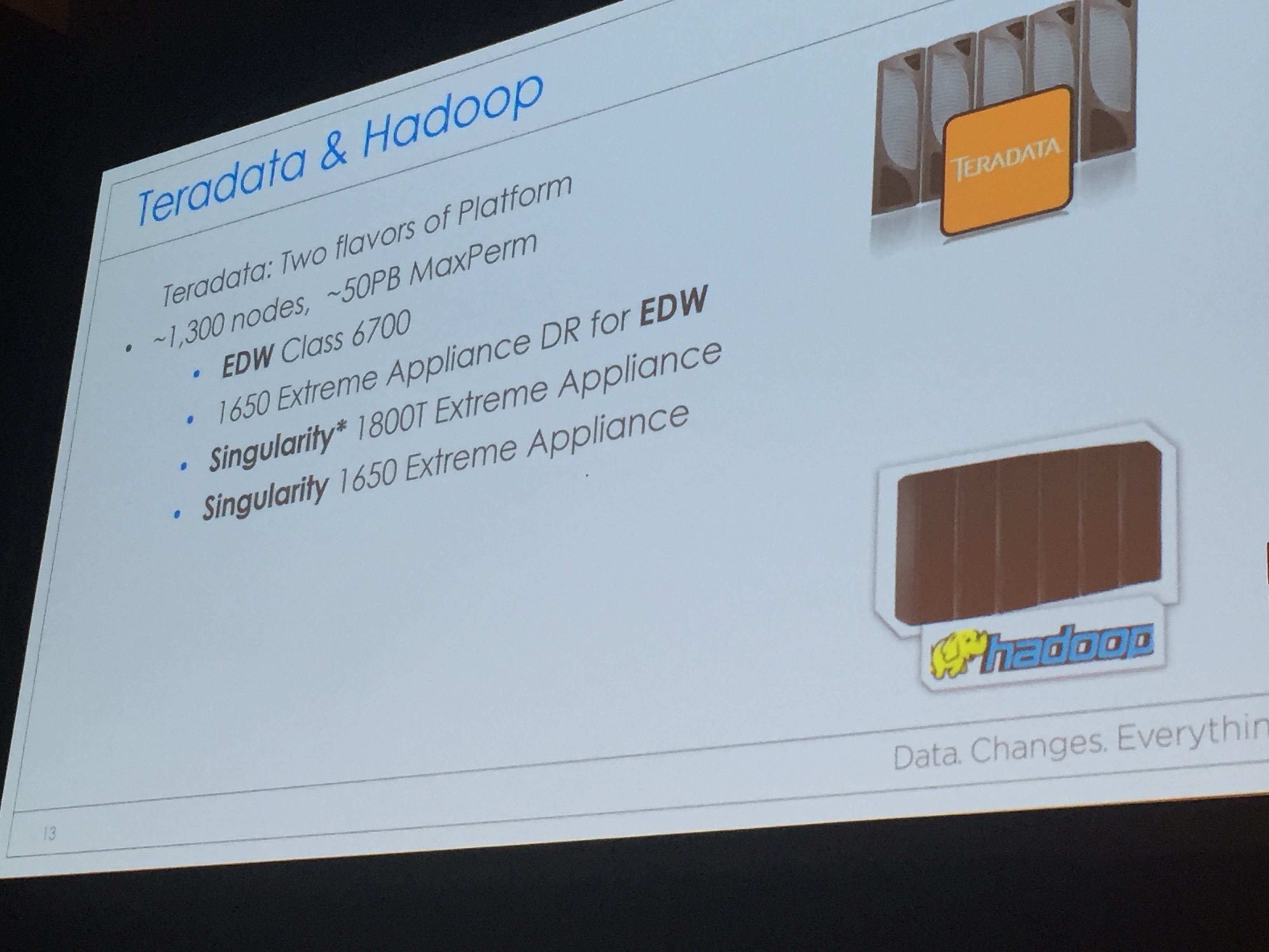 eBay: using Hadoop and Teradata tech for managing large data sets
