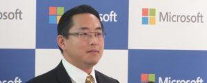 Microsoft's Takeshi Numoto