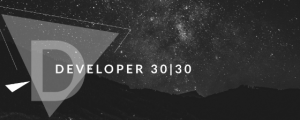 Developer 30 under 30