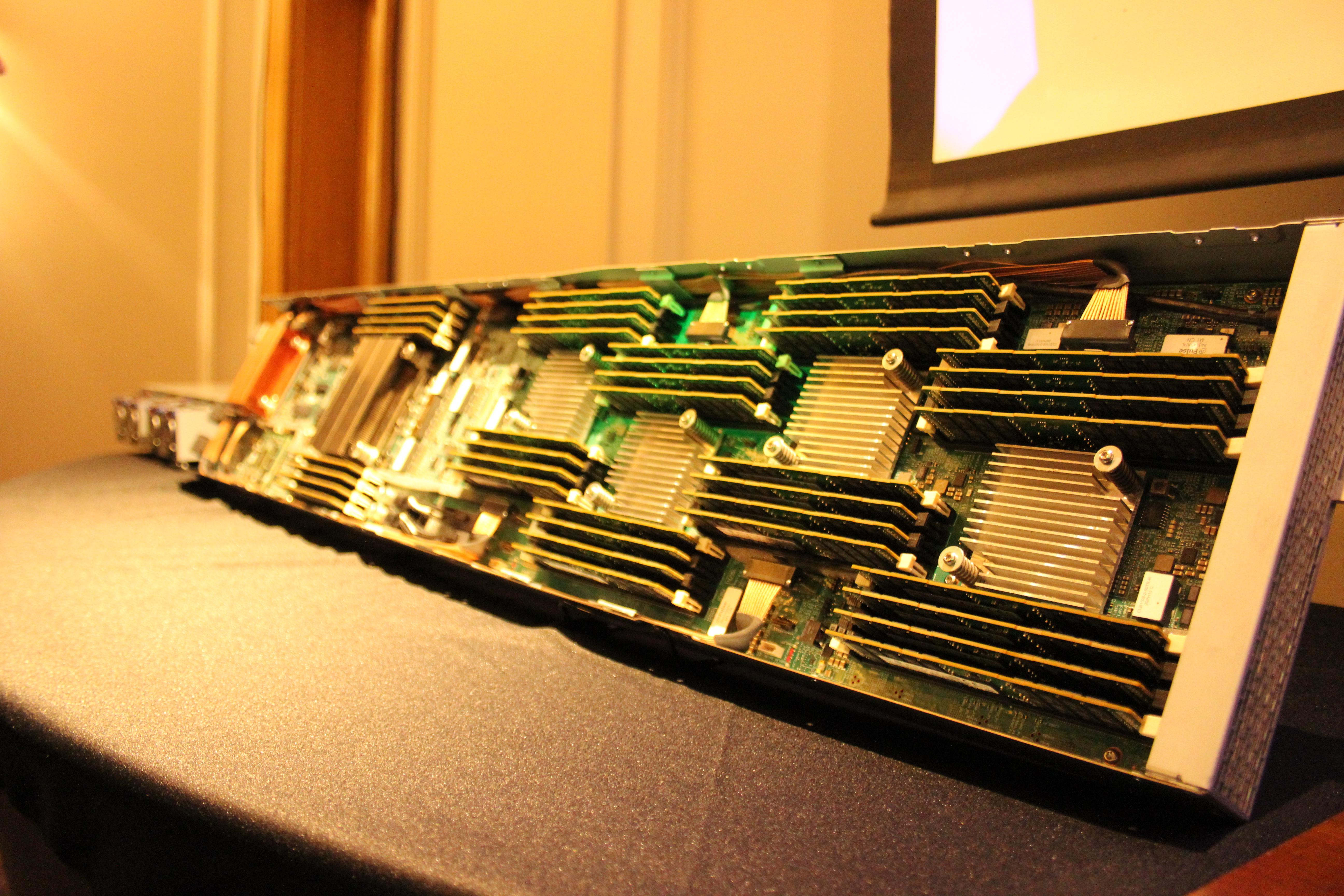 HPE The Machine prototype