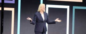Meg Whitman - HPE Discover London feature