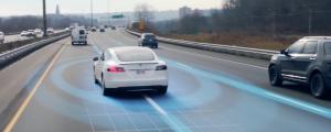 Autonomous car - Tesla