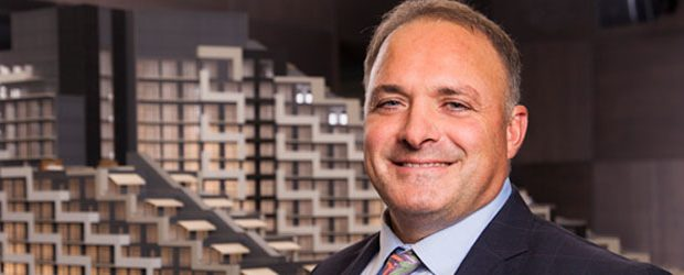 Tridel Group CIO Ted Maulucci, 2016 CanadianCIO of the Year (Private)