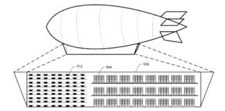 drone Amazon.com airship