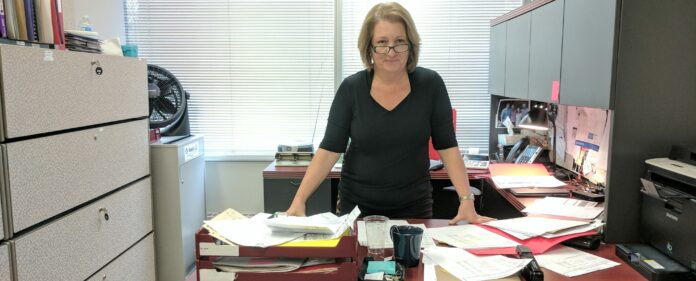 Ruth Bell executive assistant