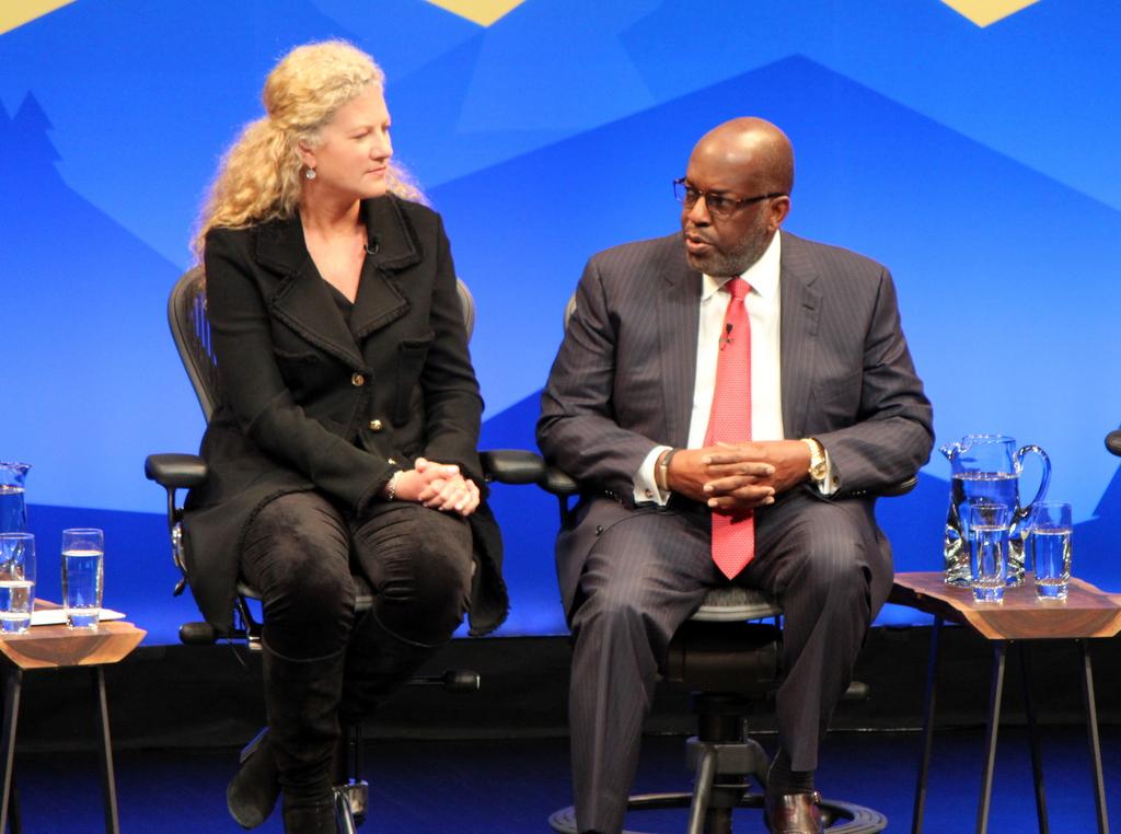 Kim Hammonds, Deutsche Bank - Dreamforce CEO panel