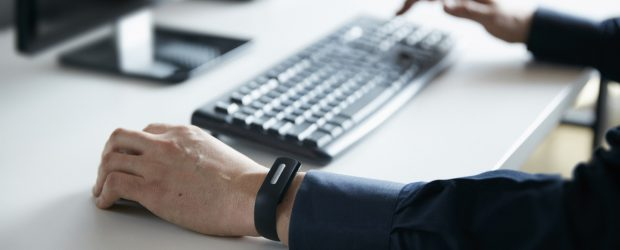 Nymi Band in the workplace