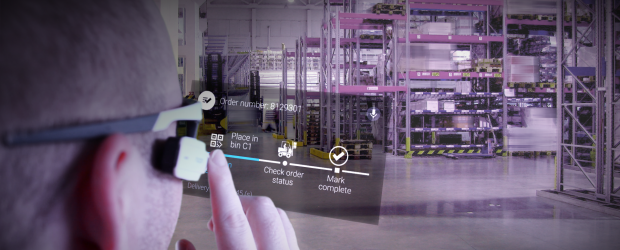 Upskill AR wearables Skylight platfform