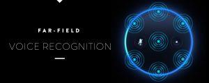 Amazon Alexa - farfield voice
