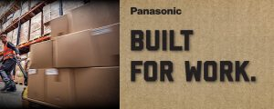 panasonic built for work