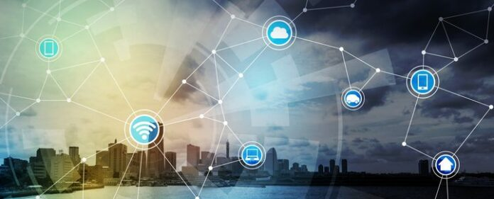 smart city and wireless communication network, internet of things