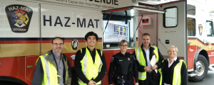Ottawa Fire and Police Services with APX