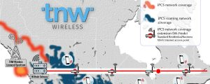 TNW wireless network - feature