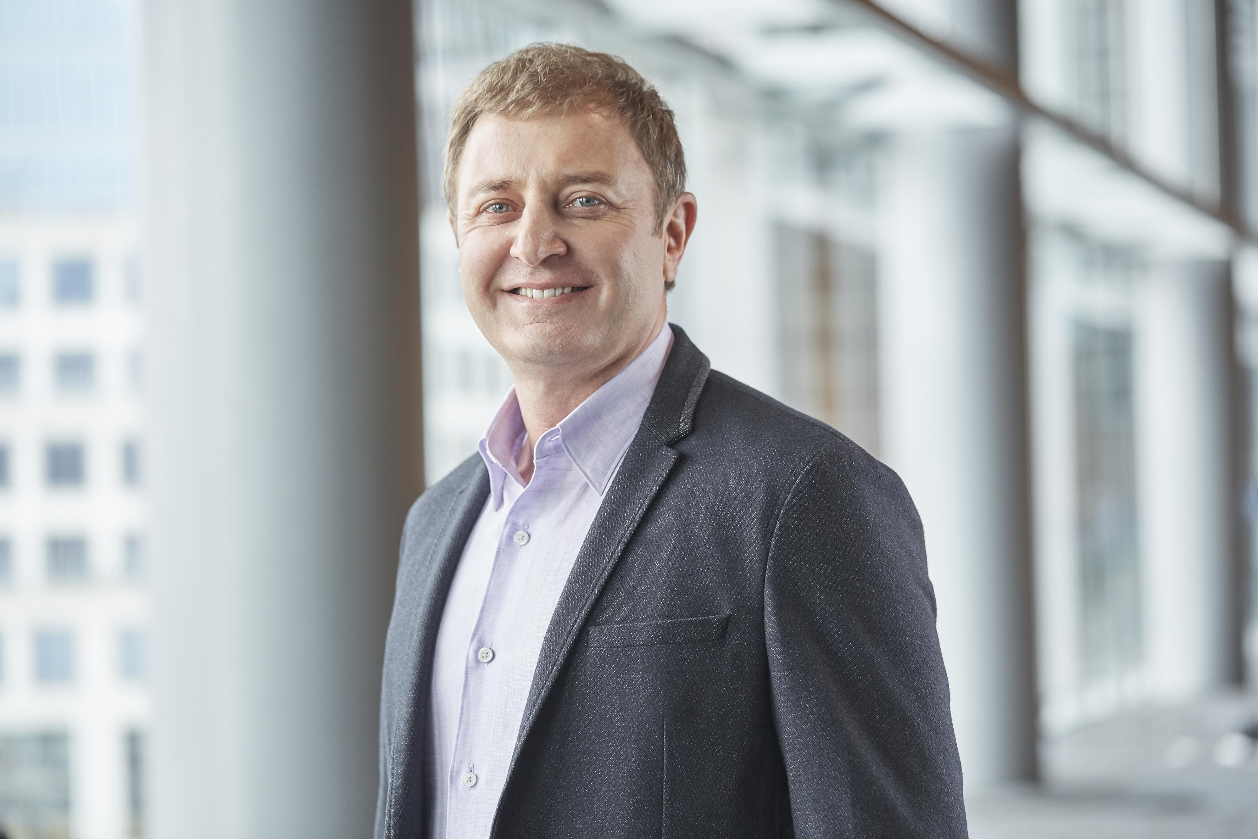 Ziv Aviram, Mobileye CEO and cofounder