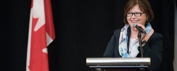 Judy Foote canadian government