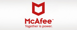 McAfee logo April 2017