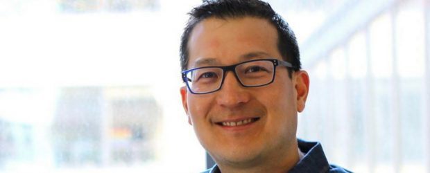 Paul Teshima, CEO of Nudge