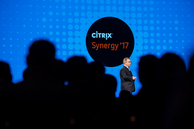 Citrix Synergy 2017 with CEO